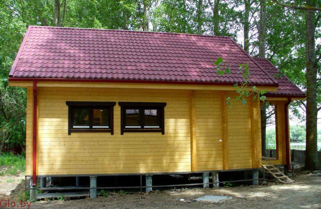 Строим: деревянные дома, срубы, Бани, дачи недорого