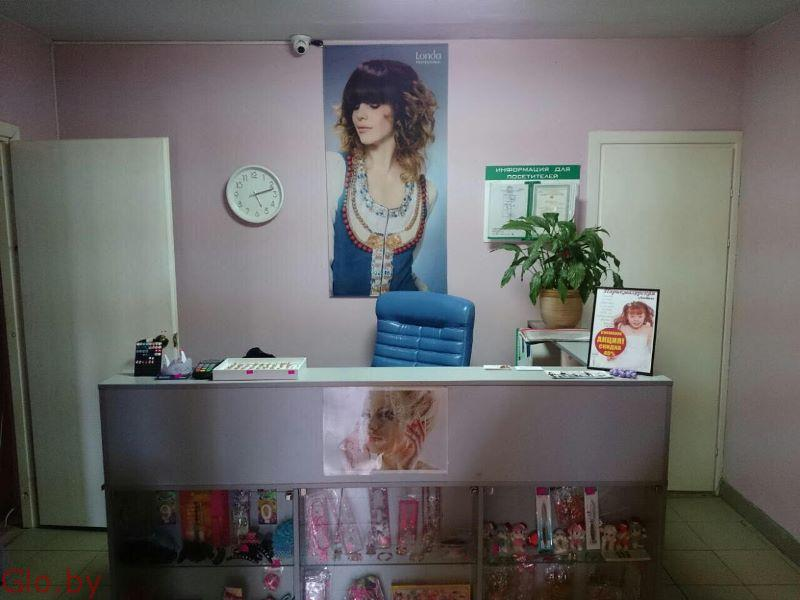 Продается парикмахерская + ремонт одежды в р-не Каменной горки.