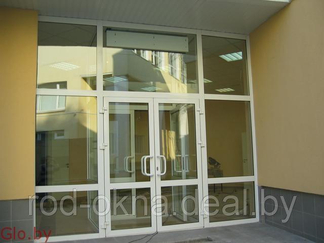 Мебель, окна, двери, перегородки под заказ для офисов и учреждений.