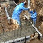 Монолитные работы, фундаменты под ключ в Воложинском р-не