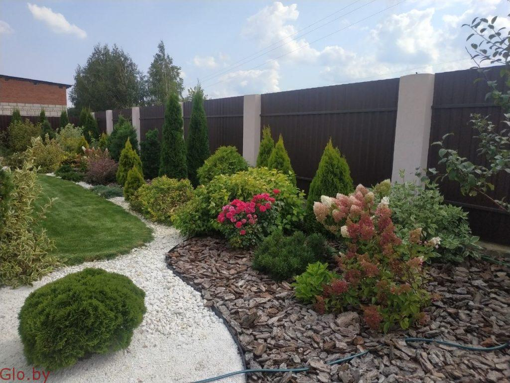 Ландшафтный дизайн. Озеленение. Уход за садом.