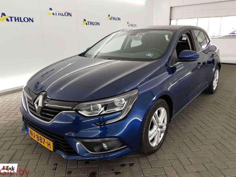 Renault, Megane, 2017