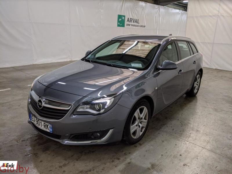 Opel, Insignia Business Connect 1.6 CDTI, 2016