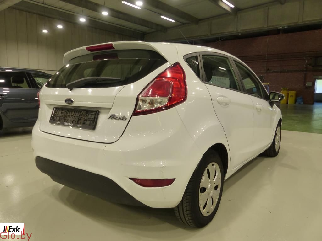 Ford, Fiesta 1.5 TDCI Trend EcoNetic S/S, 2016