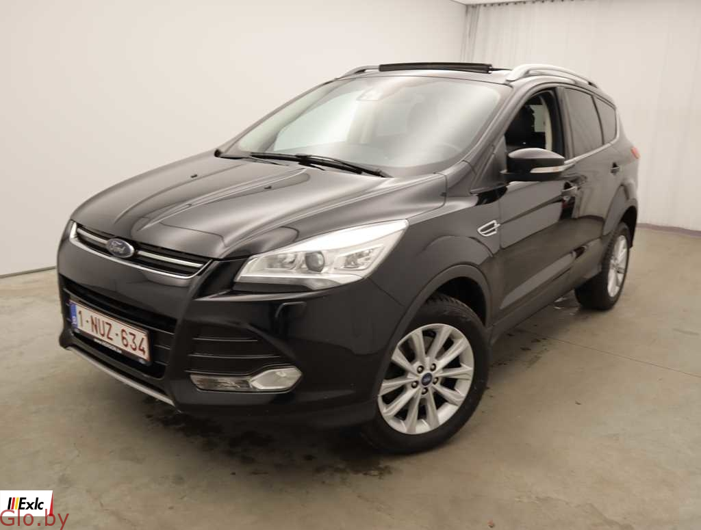 Ford,Kuga 2.0 TDCI 4*2 110kW Business Ed.+5d, 2016