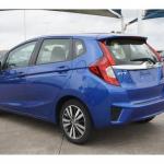 Honda, Fit EX, 2017