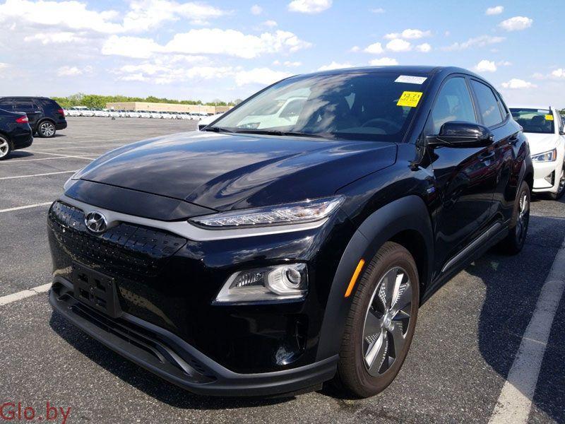 Hyundai, Kona EV Limited, 2019