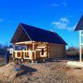 100% Строительство и отделка круглый год Дома,Бани