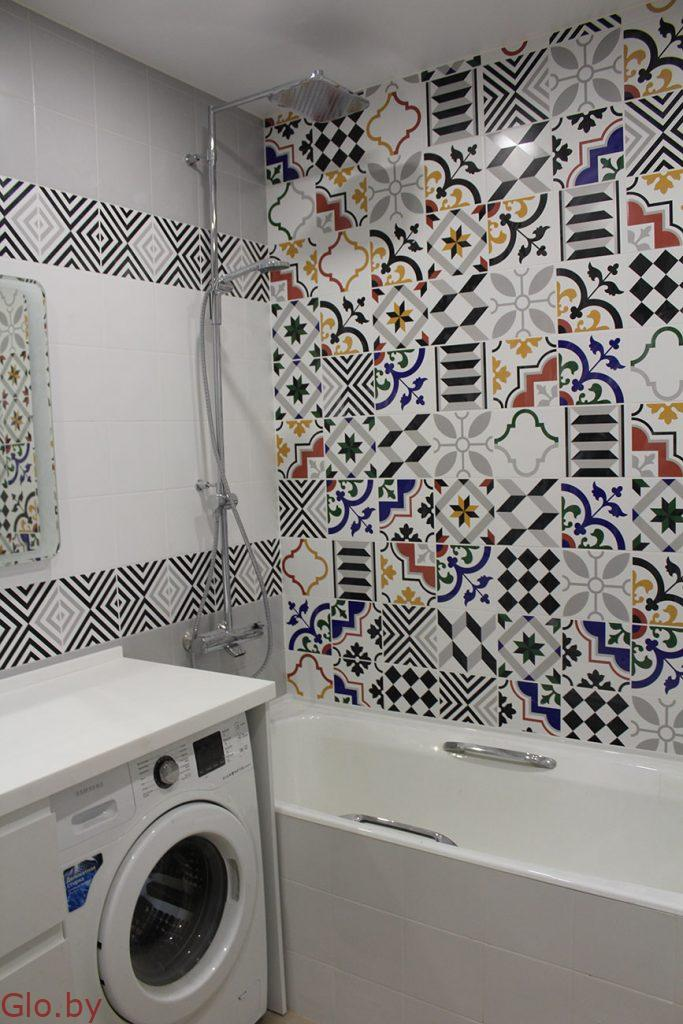 ТОЛЬКО профессиональный ремонт ванной комнаты!