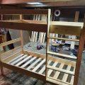 Кровать двухъярусная по ВАШИМ размерам, в наличии