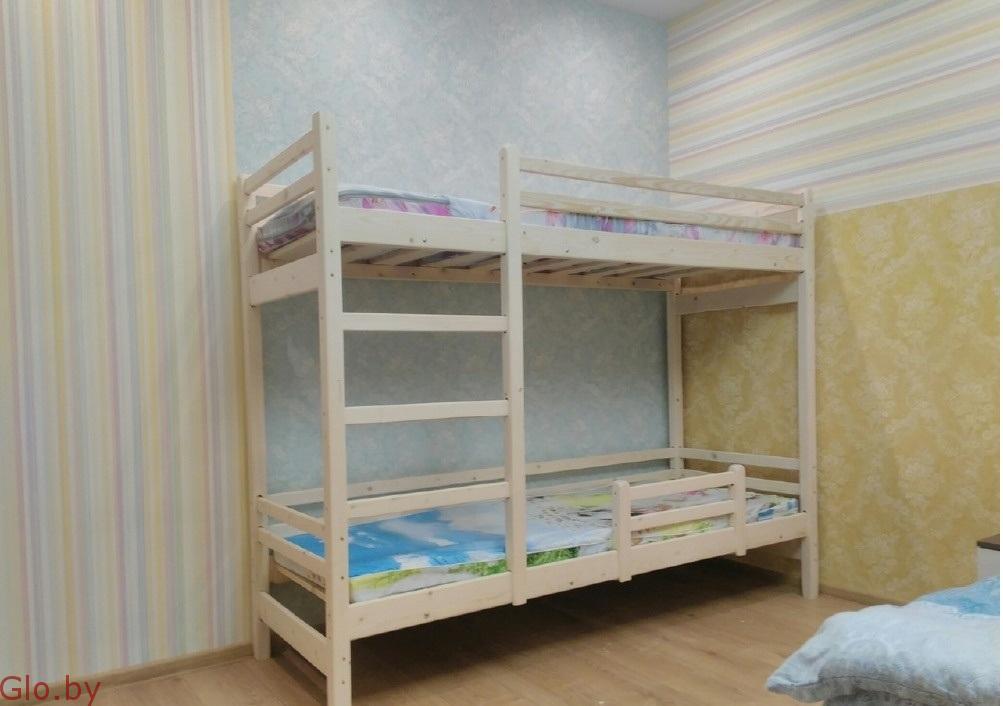 Натуральная кровать для Вашего ребёнка За 7 дней!