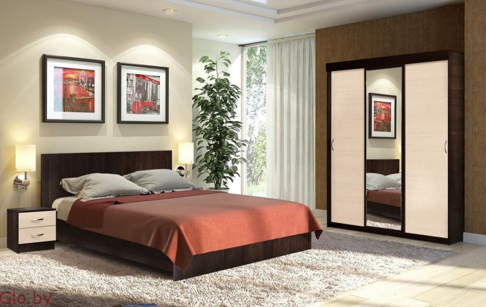 Комплект для спальни Онтарио 3