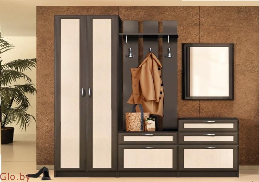 Набор для мебели прихожей Ингрит(1.68 м.)