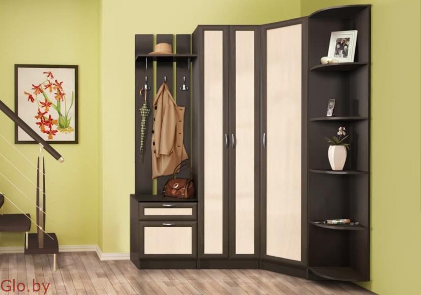 Набор мебели в прихожую Ингрит 3