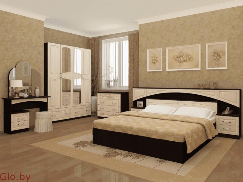 Комплект мебели для спальня Камелия