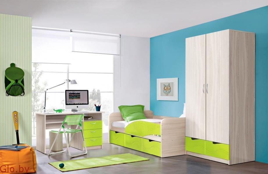 Комплекты мебели для детской Бриз МДФ