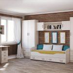 Набор мебели для Детской Колибри 2