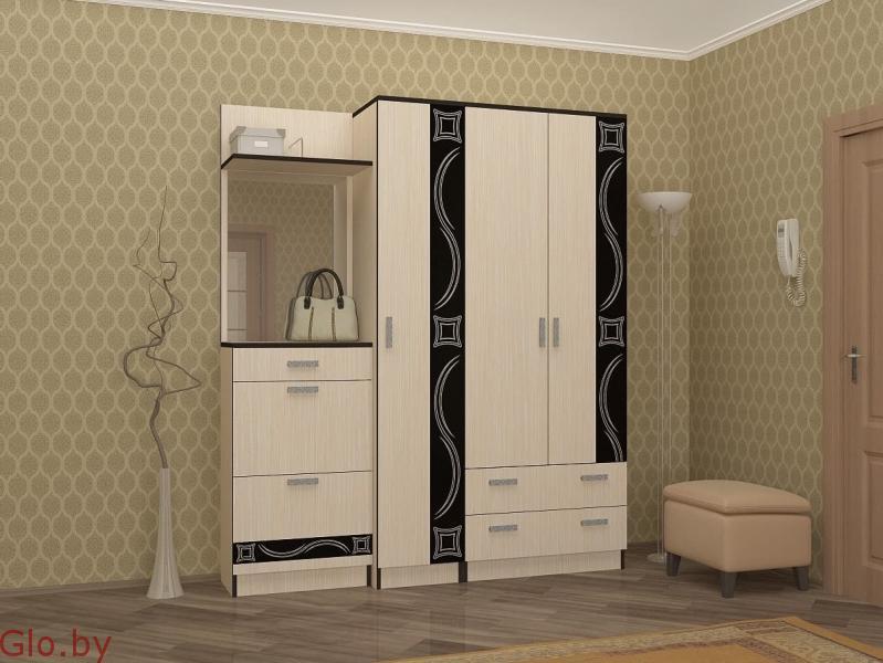 Комплекты мебели для прихожей Лидер