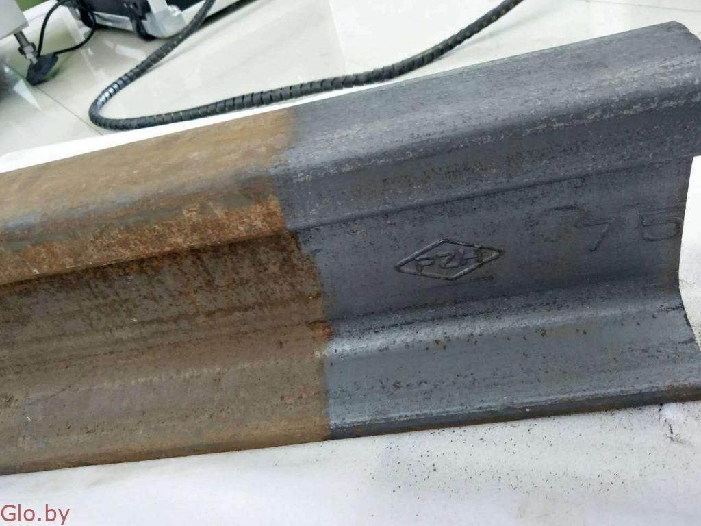 Лазерная очистка любых поверхностей