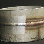 Бесконтактная лазерная очистка металла