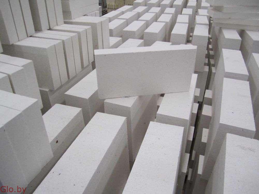 Блоки газосиликатные 1 кат. 100,120,150,200-500