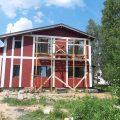 Фасадные работы в Минске. Лучшие цены на работу