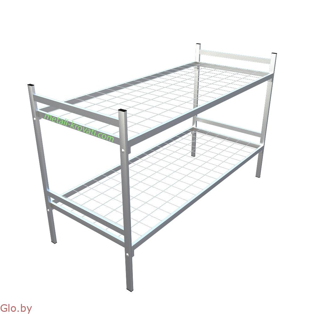 Железные, металлические кровати в тюрьмы