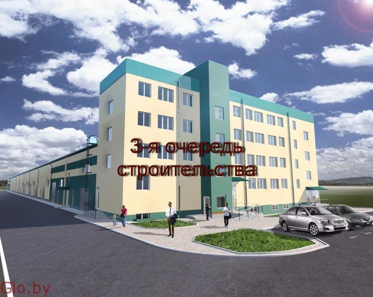 Административные и складские помещения Минск