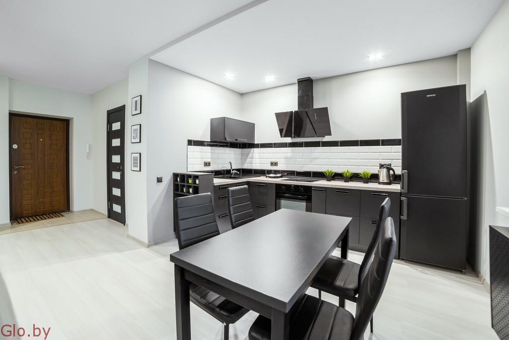 Квартира по адресу Скрыганова черная, 5В