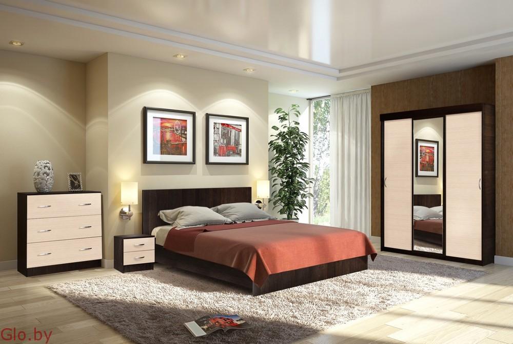 Спальня Онтарио 4