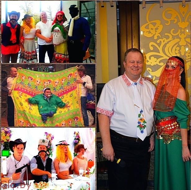 Ведущий с развлекательной программой на свадьбу юбилей Смолевичи Логойск Жодино Борисов Бобр Орша