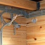 Монтаж электропроводки в частном доме. Орша и район