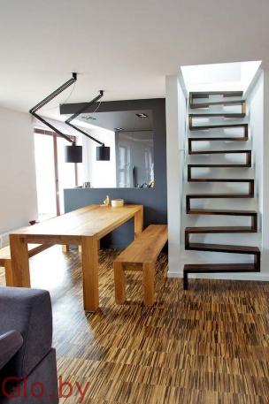 Лестницы из массива дуба. Высокое качество. Гарантия. Выгодная цена