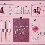 Подарочный набор для макияжа Kylie I Want It All