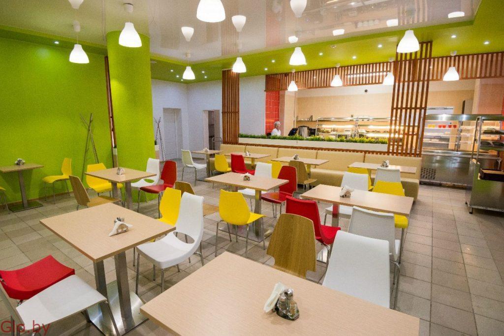 Кафе-столовая в Парке высоких технологий