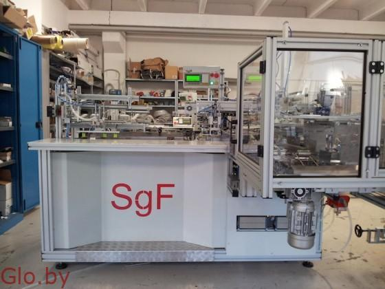 Современные итальянские технологии упаковки и разглаживания от фирмы «SGF»