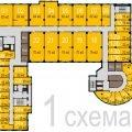 Продажа офисных помещений в бизнес центре Loft 12-8000 кв.м