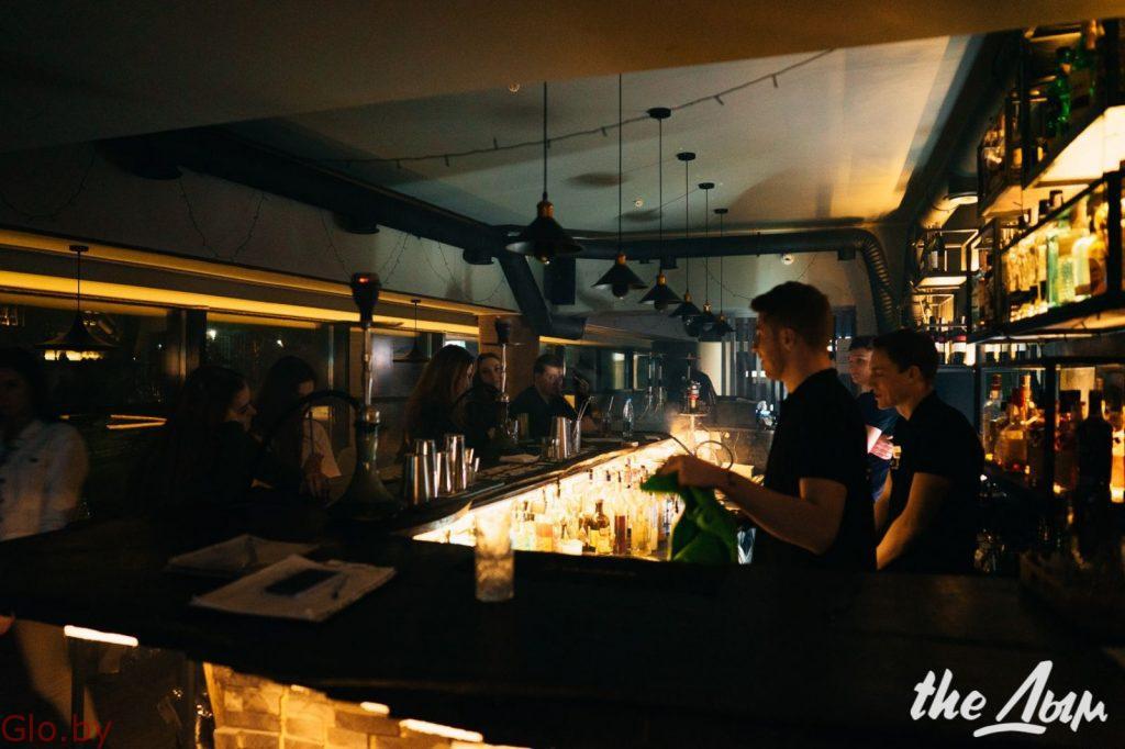 Лаунж-бар 150 кв.м. с хорошей прибылью