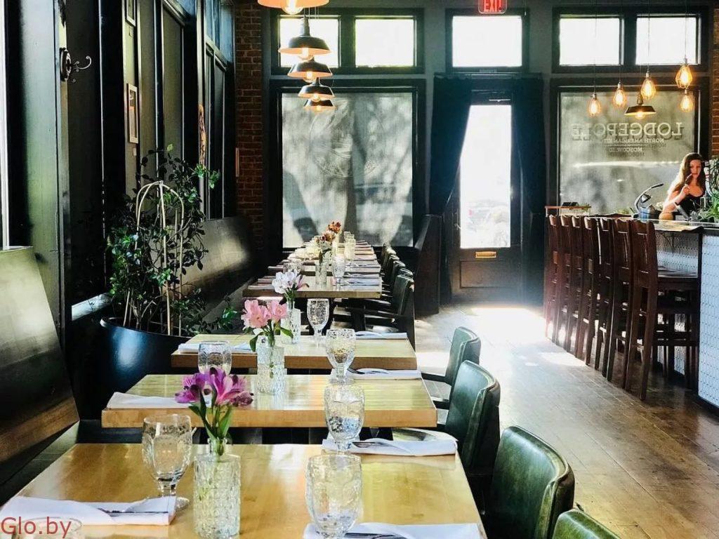 Хороший ресторан в центре, 150 кв.м.