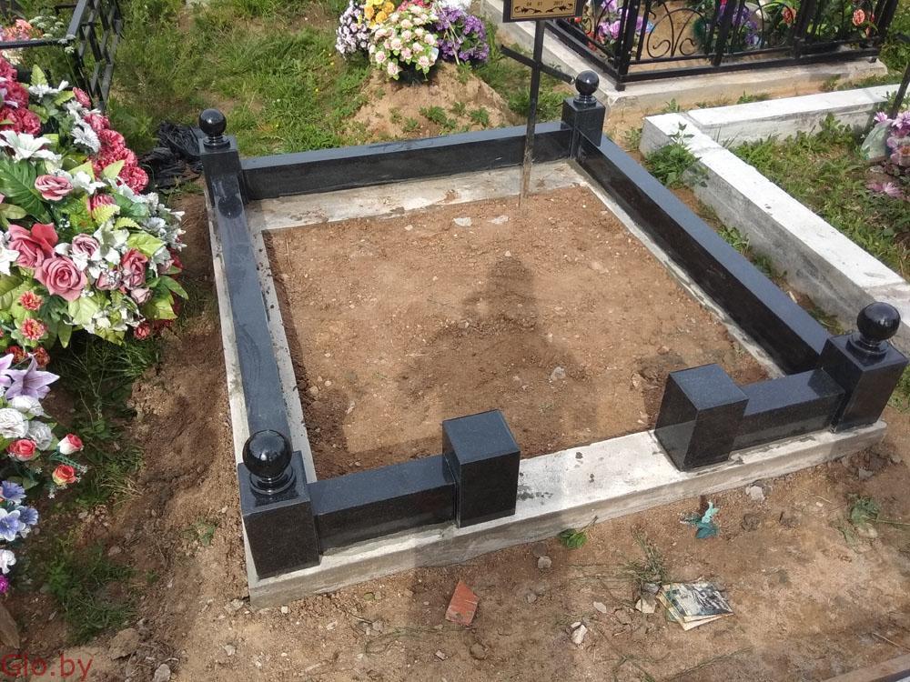 Благоустройство могил, памятники под ключ. Несвиж и рн