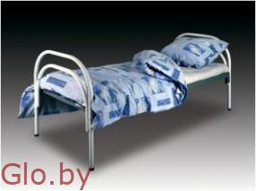 Кровати металлические с доставкой для рабочих