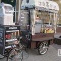 Вело-кофейня в гипермаркете
