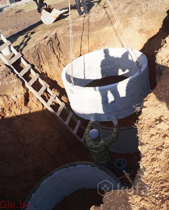 Реализуем железобетонные кольца для канализации.
