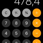 Калькулятор супер детский