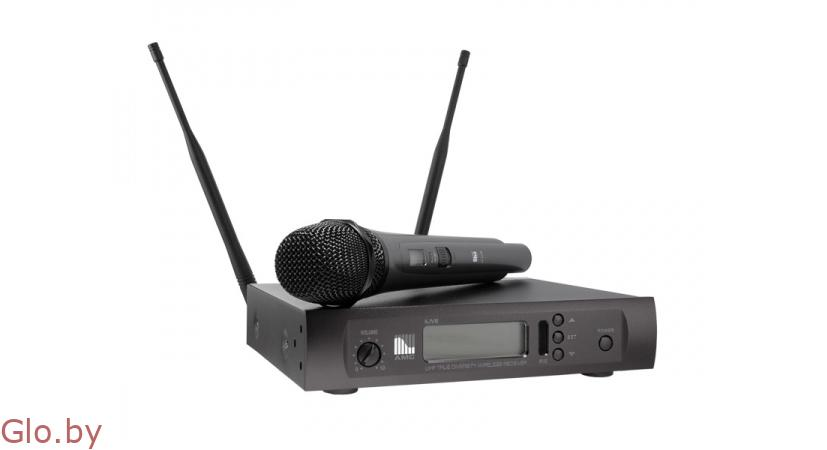 AMC iLive Handheld радио-микрофонная система