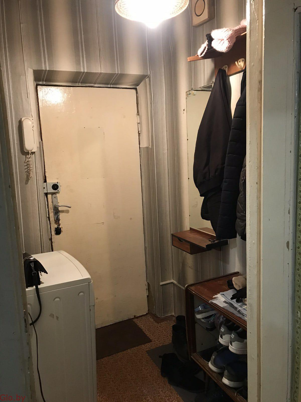 Продам 1-комнатную квартиру в Минске,пр. Партизанский 74