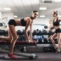 Женский фитнес центр, тренажерный зал
