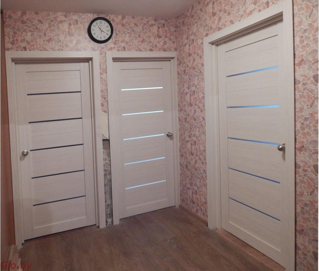 Входные и Межкомнатные двери от производ