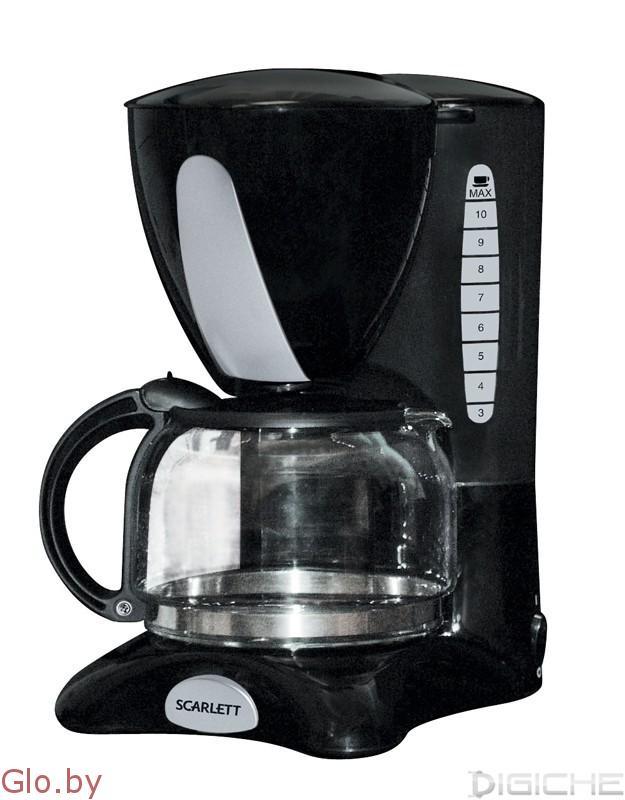 Кофеварка SCARLETT SC 031