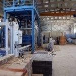 Вибропресс по производству блоков Sumab R-400